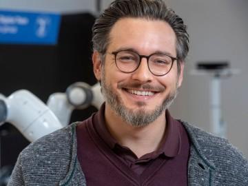 Prof. Dr.-Ing. Sami Haddadin